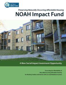 NOAH brochure cover